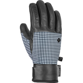 Reusch Giorgia R-TEX XT Gloves Women black/pied de poule